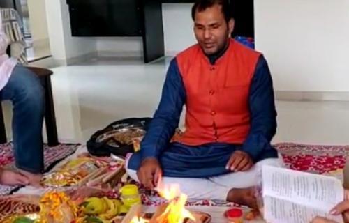 Arya Samaj Pandit JI Pimpri