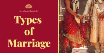 types of marriage